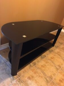 Glass TV Stand for sale!