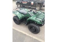 Yamaha grizzly quad 16 plate road registered