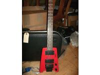 Hohner PRO G2 headless guitar.