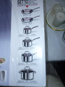 T-fal Induction Pots & Pans