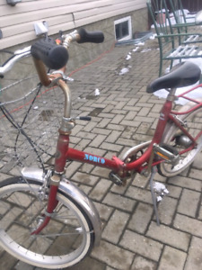 Old style Norco bike !