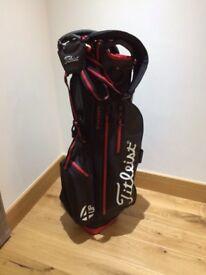 Titleist 4UP StaDry Waterproof Golf Stand Bag