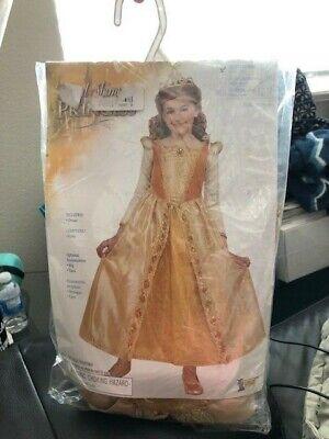 Renaissance Costume For Girls (Regal Shimmer Princess Girls Renaissance Costume Size S,M, & L)