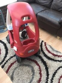 Little Tykes Cozy Coupe