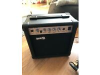 Rock Jam Amplifier with Microphone
