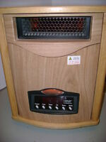 Comfort furnace~~ infrared room heater