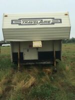 Travelaire fifth wheel