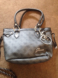1 Guess Purse and 1 Skull Purse