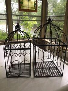Rustic Wedding - Decorative Bird Cages
