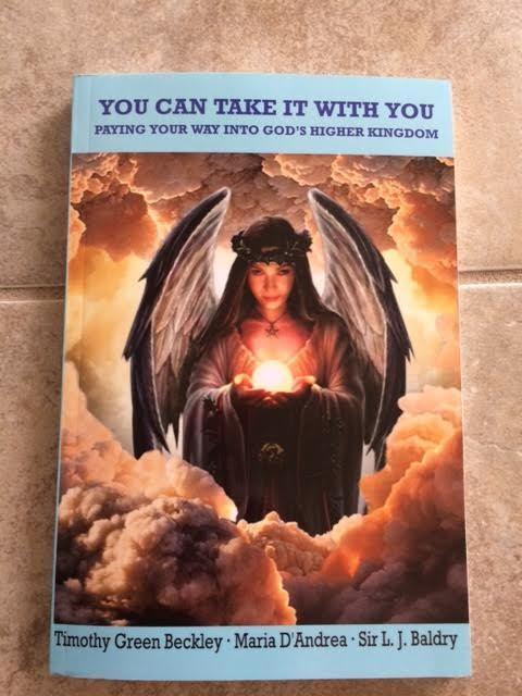 YOU CAN TAKE IT WITH YOU PAYING YOUR WAY GODS HIGHER KINGDOM SPIRITUAL CAT ResQ