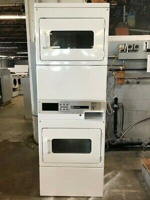Mlg24pd Maytag Coin Operated Stack Dryer Used