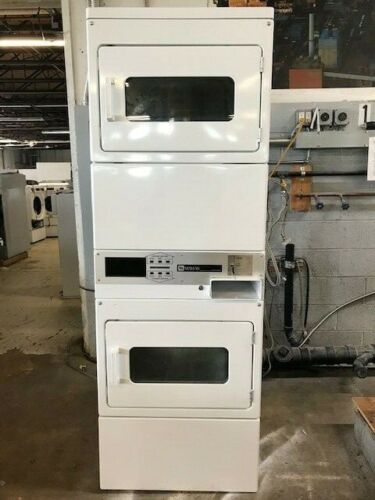 MLG24PD Maytag Coin Operated Stack Dryer, Used