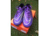 Nike Hypervenom Football boot size 7