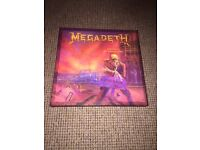 Megadeth Peace Sells... but Who's Buying? Deluxe Boxset- Perfect Condition