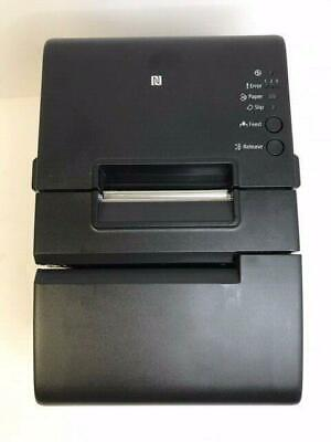 Epson Tm-h6000iv M253a Direct Thermal Printer Dark Gray W Powered Usb Interface