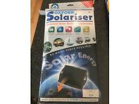 Oxford Solar optimiser / charger for 12 v car / caravan batteries
