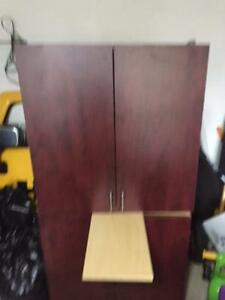 Cabinets - Uppers virtually brand new - Great Deal