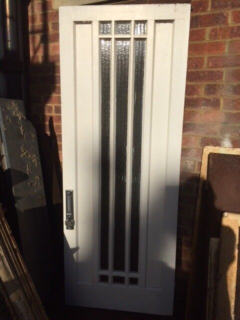 Original Art Deco Front Door In Hampton London Gumtree