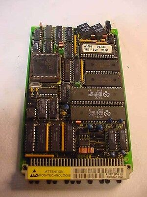 Man Roland 300 700 900 Printing Press Board - A 37v 1259 70 A35a 1259 70