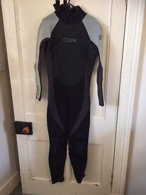 Unisex 170mm CSR Surf Neoprene wetsuit for sale (approx ladies size 10/12)