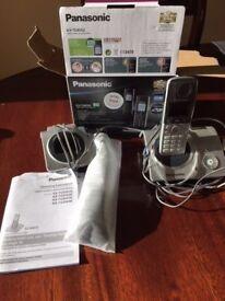 Cordless Telephone Answering System & Baby Alarm - Panasonic KX-TG8562