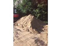 Sharp sand for laying patio,ideally needs to be gone soon as possible