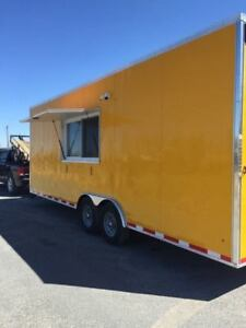 New 2018 Concession trailer food truck!