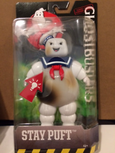 GHOSTBUSTERS CLASSIC TOASTED STAY PUFT 6 INCH ACTION FIGURE