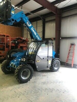 2019 Genie Gth 2506 Forkliftstored In Warehouse. Never Used Only 7hrs.