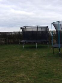 TP 12ft Genius 2 Octagonal Trampoline ex display