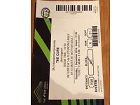 The Cure Tickets 1st Dec