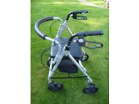 4 Wheel Mobility Walker / Rollator