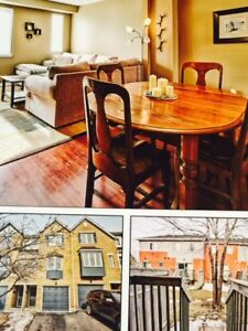 TOWNHOUSE FOR LEASE, OAKVILLE, UPPER MIDDLE & 3RD LINE