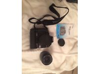 Canon 400D Digital camera with 18-55mm lens and 2.0 memory card £ 170