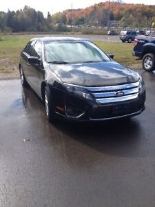 2010 Ford Fusion AWD