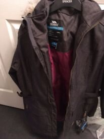 Trespass Jacket size 16-18 new with tags