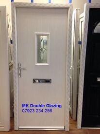 BRAND NEW White Composite Door for Sale in Birmingham