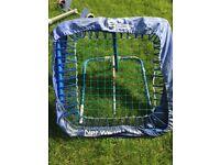 Kids Cricket Re-bounder net (Rapid Fire Tornado)
