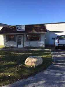 INDUSTRIAL - COMMERCIAL BUILDING FOR LEASE IN TECUMSEH