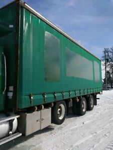 CURTAINSIDER DUAL SIDE 30FT.