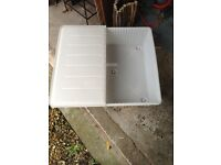 **IKEA DILLING -large under bed storage box - huge space saver **