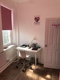 Beauty Room or office to rent.