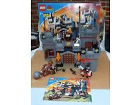 Lego Duplo Knights Castle 4777 with box and instructions