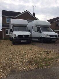 Man&van.Removals London & Nationwide.24/7 short notice Welcome