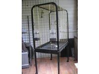 FERPLAST Parrot Cage.