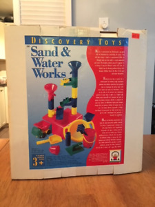 Sand and Water Works