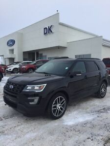 2017 Ford Explorer Sport *****0% FINANCING AVAILABLE*****