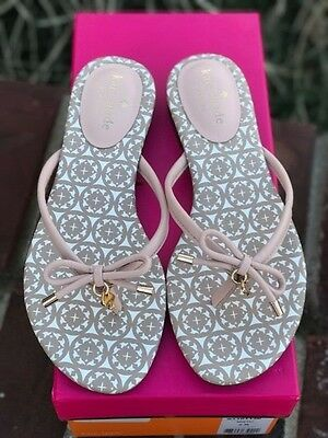 kate spade new york Mistic Bow Flip Flops size 6 new in box