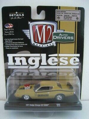 Dodge Charger R//T HEMI  1968  Banett Jackson  LIMITED EDITION  1:64 OVP