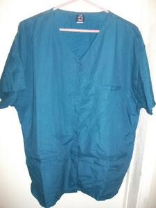 MEDICAL UNIFORMS  XL- GREAT CONDITION -SANITIZED. 15.00-30.00